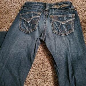 Bke big star casey k jeans